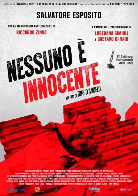 nessuno e innocente react film festival anteprima