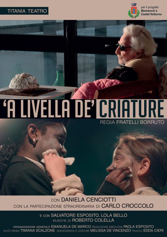 _A LIVELLA DE_ CREATURE