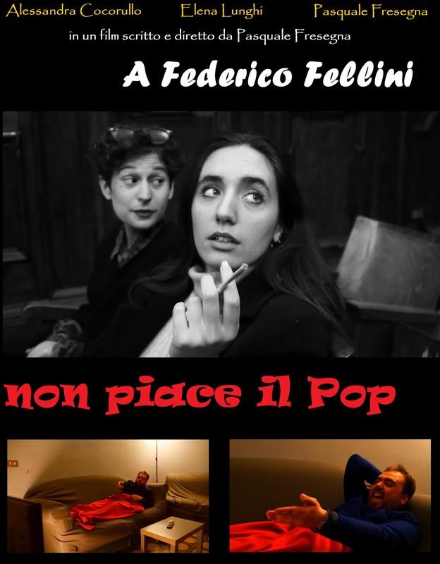 Federico Fellini doesn_t like Pop Music