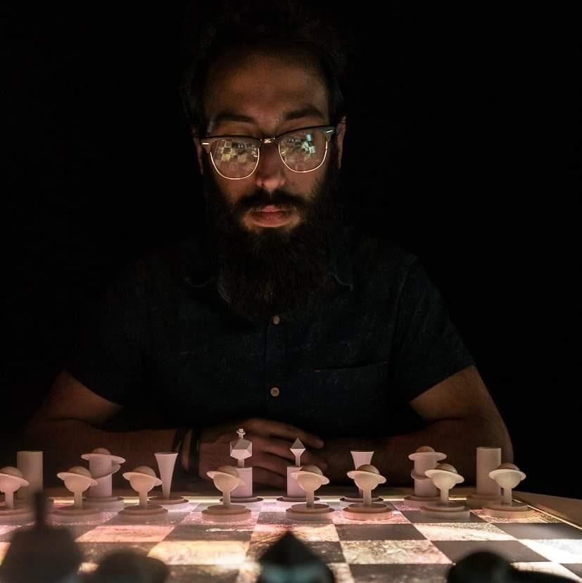 tommaso palaia artista per react film festival catanzaro 2020